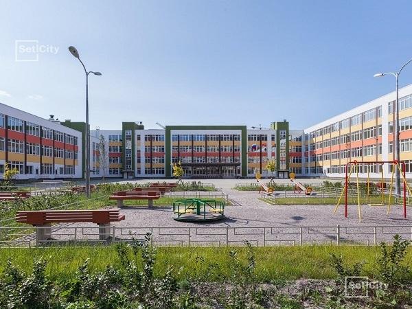 Setl Group начал строить вторую школу c двумя бассейнами в ЖК «Солнечный город»
