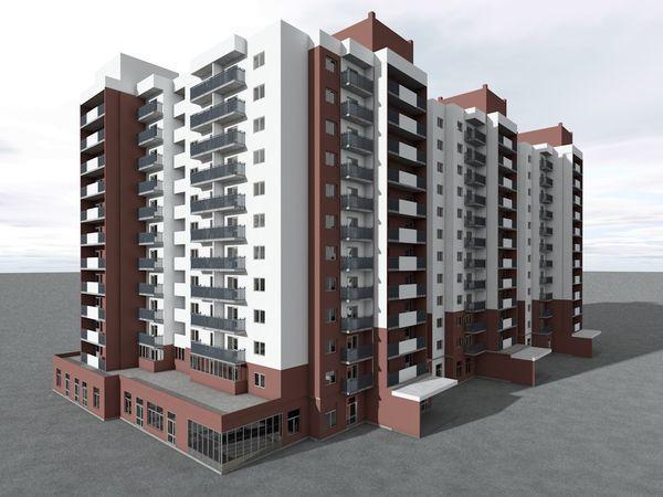 """""""Умные"""" квартиры, лифты и МОПы: в Ленсоветовском строят социальное жилье нового типа"""