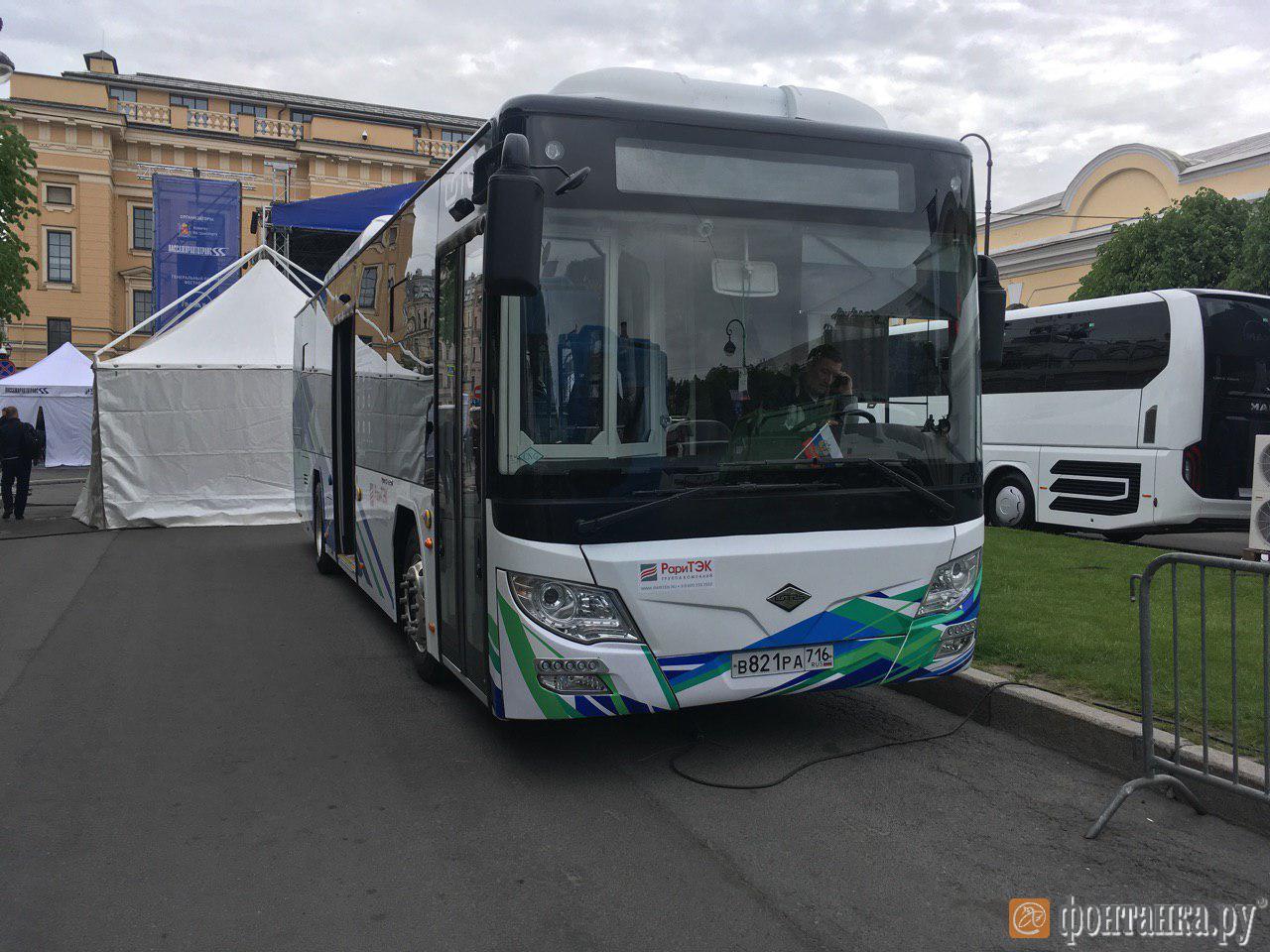 """Автобус """"LOTOS 105"""""""