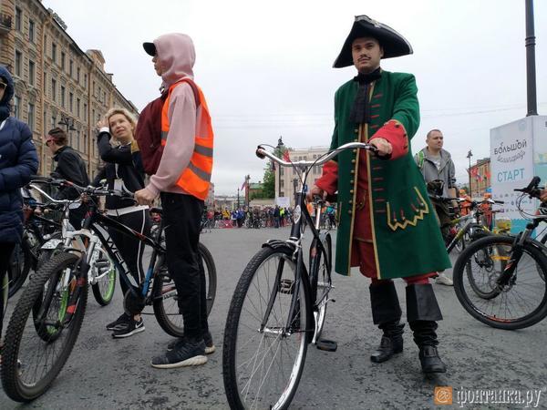 Санкт-Петербург отмечает 316-й День рождения. Трансляция