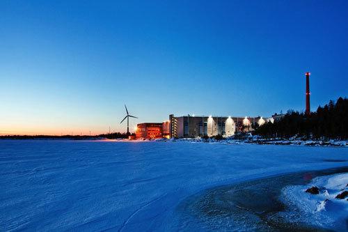 Google инвестирует 600 млн евро в новый дата-центр в финской Хамине (Иллюстрация 1 из 1) (Фото: Google)