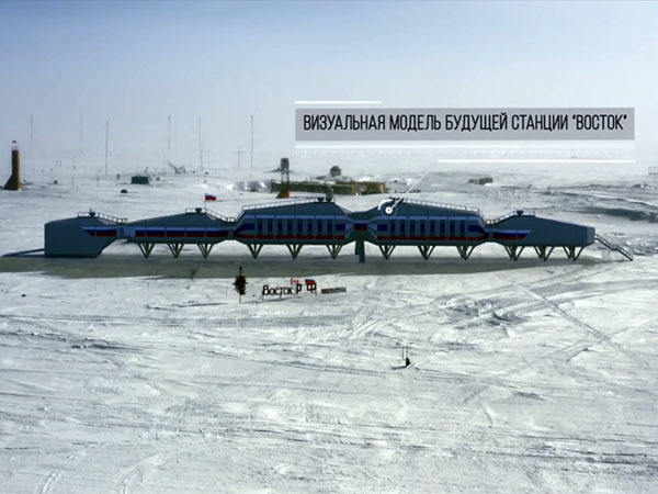 Пингвинам на зависть. Институт Арктики закажет на деньги Михельсона новую станцию в Антарктиде