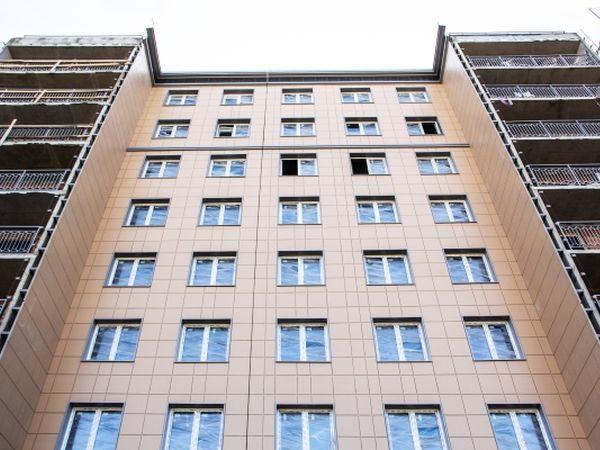 ЖК «Славянка» от ПСК: за 11 месяцев продано больше половины квартир