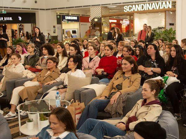 Оскар Ренкель в проекте «Модные субботы» МЕГИ Парнас