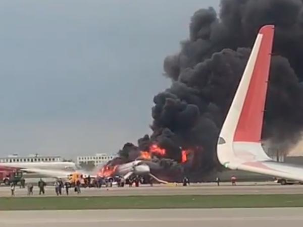 Молниеносный пожар. Как за полчаса полет Superjet «Аэрофлота» превратился в катастрофу