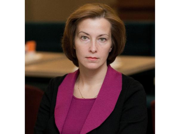 Генеральный директор АО «Ленстройтрест» Валерия Малышева/ фото предоставлено ГК «Ленстройтрест»