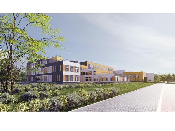В голландском квартале «Янила» началось строительство школы