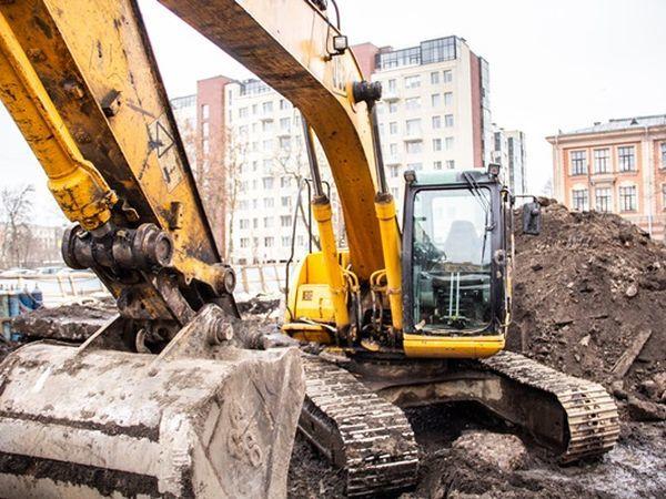 Строительство ЖК Nobelius: завершаются фундаментные работы