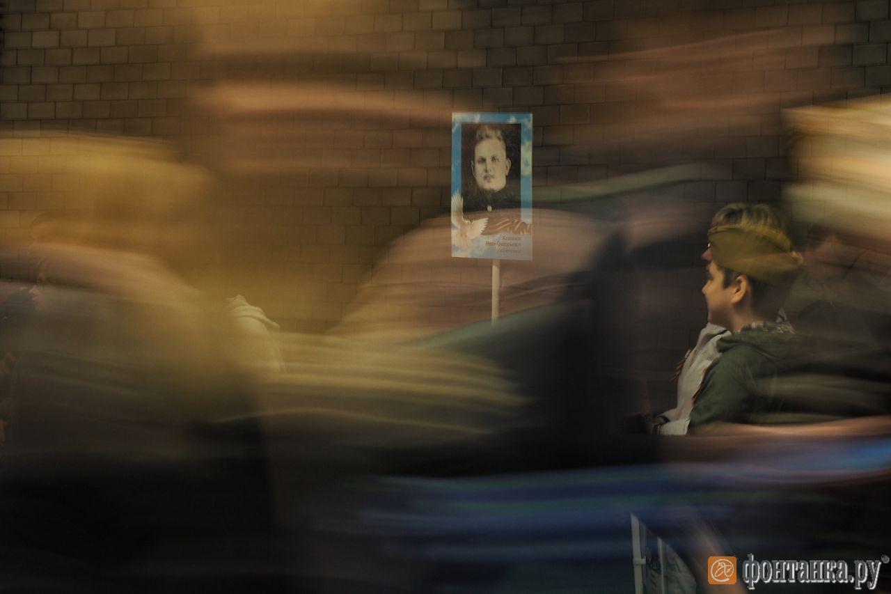 День Победы в Петербурге. Трансляция (Иллюстрация 6 из 43) (Фото: Михаил Огнев/
