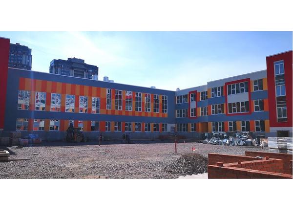 РСТИ завершает строительство государственной школы на Ленинском проспекте