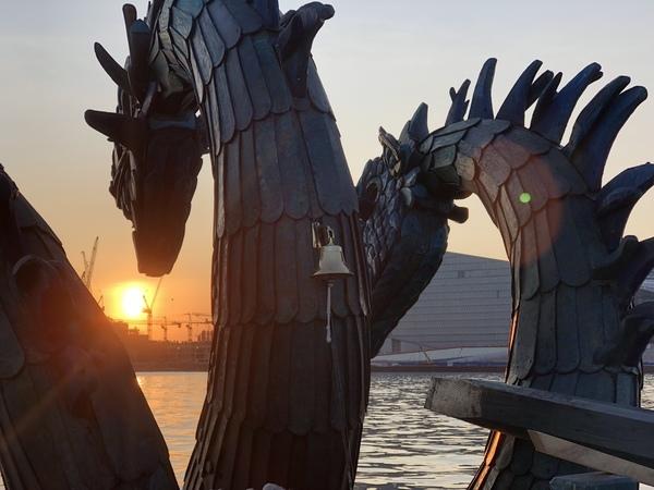 Куда плывет «Горыныч»: «Фонтанка» нашла капитана русского «трехглавого монстра», напугавшего финских пограничников