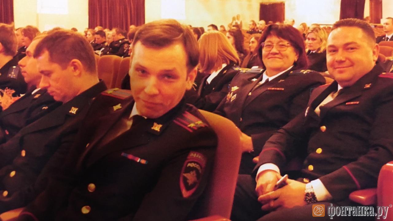 На фото слева Антон Супрун, справа - Андрей Селюгин
