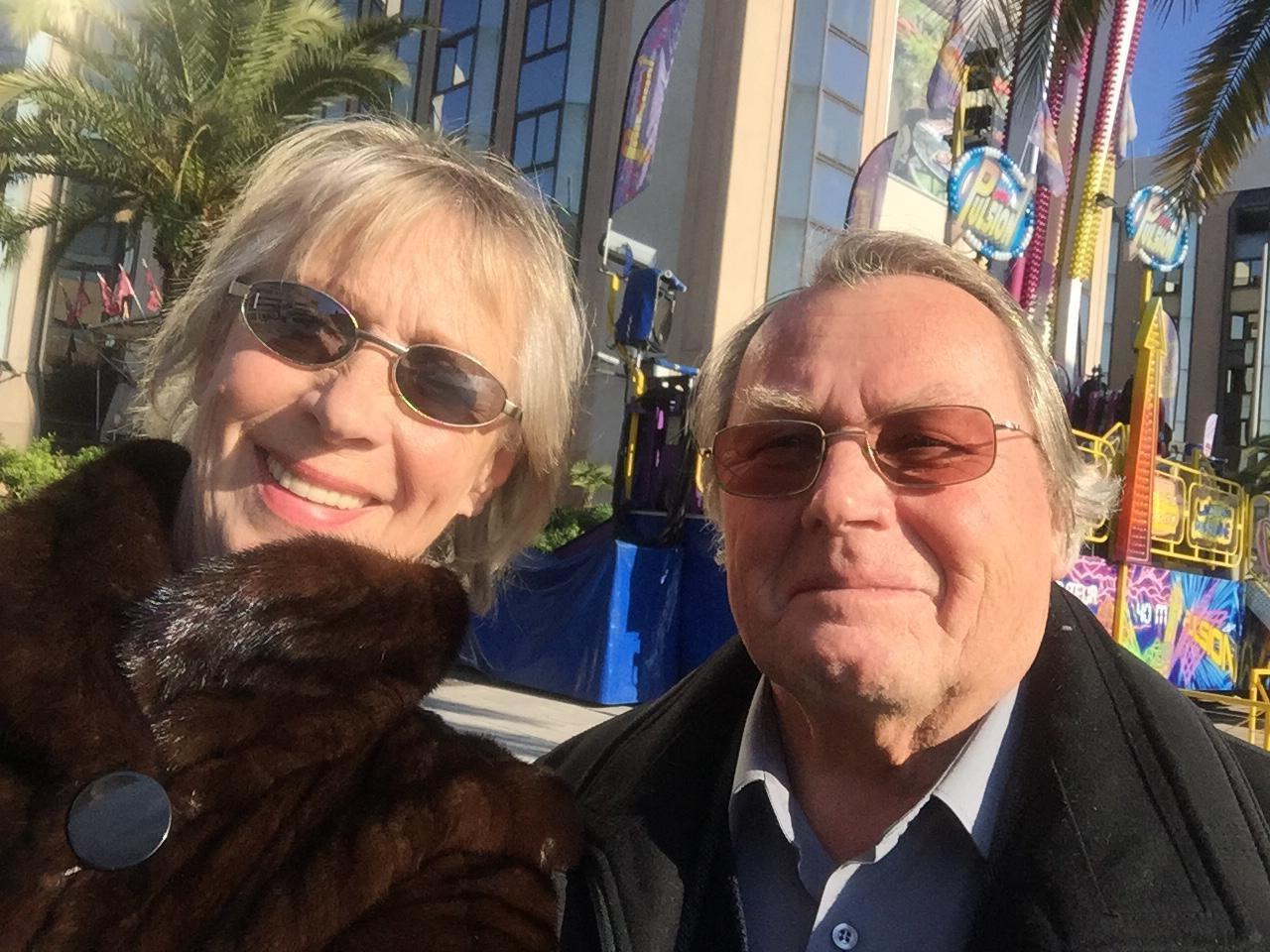 Людмила Образцова с мужем уже больше полувека