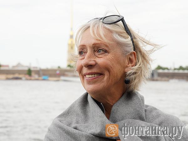 """Людмила Образцова//Константин Селин/""""Фонтанка.ру"""""""