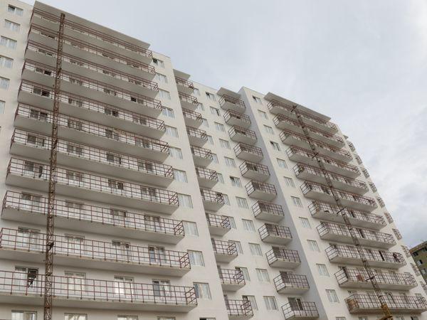 В Парголово готовится к сдаче очередное социальное жилье