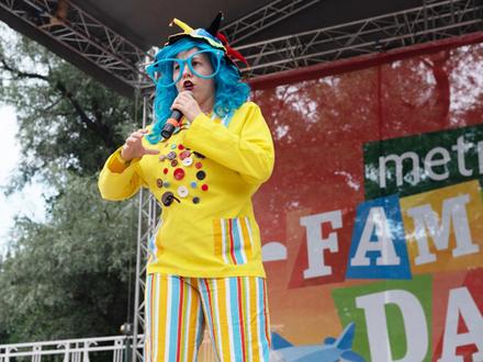 Фотография предоставлена пресс-службой фестиваля Metro Family Day
