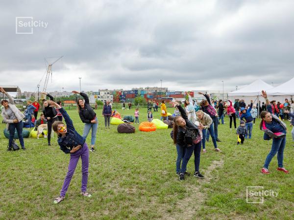 «Фестиваль друзей» в «Солнечном городе» объединил свыше 1000 участников