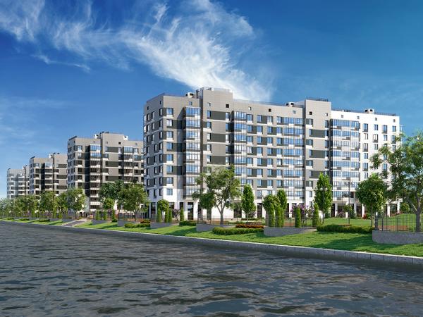«Петербургская Недвижимость» начала продавать четыре новых жилых комплекса