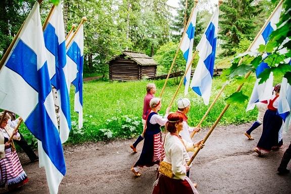 Выходные в Финляндии 22–23 июня:  Иванов день, экстрим и Песчаный замок (Иллюстрация 1 из 1) (Фото: Juusi Hellsten, Helsinki Marketing)