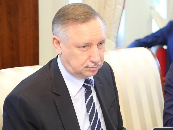 Александр Беглов : «Это провокация или какая-то глупость».  Врио губернатора сделал заявление в связи с опубликованным штабом Навального видео