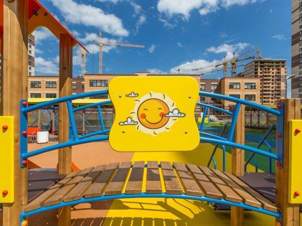 Детский сад в жилом комплексе ЦДС «Приневский» введен в эксплуатацию
