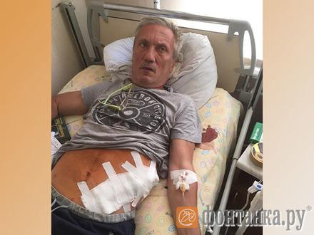 «Этого не может быть»: Трибунал принял дело оперативника ФСБ, воткнувшего в петербуржца ствол карабина