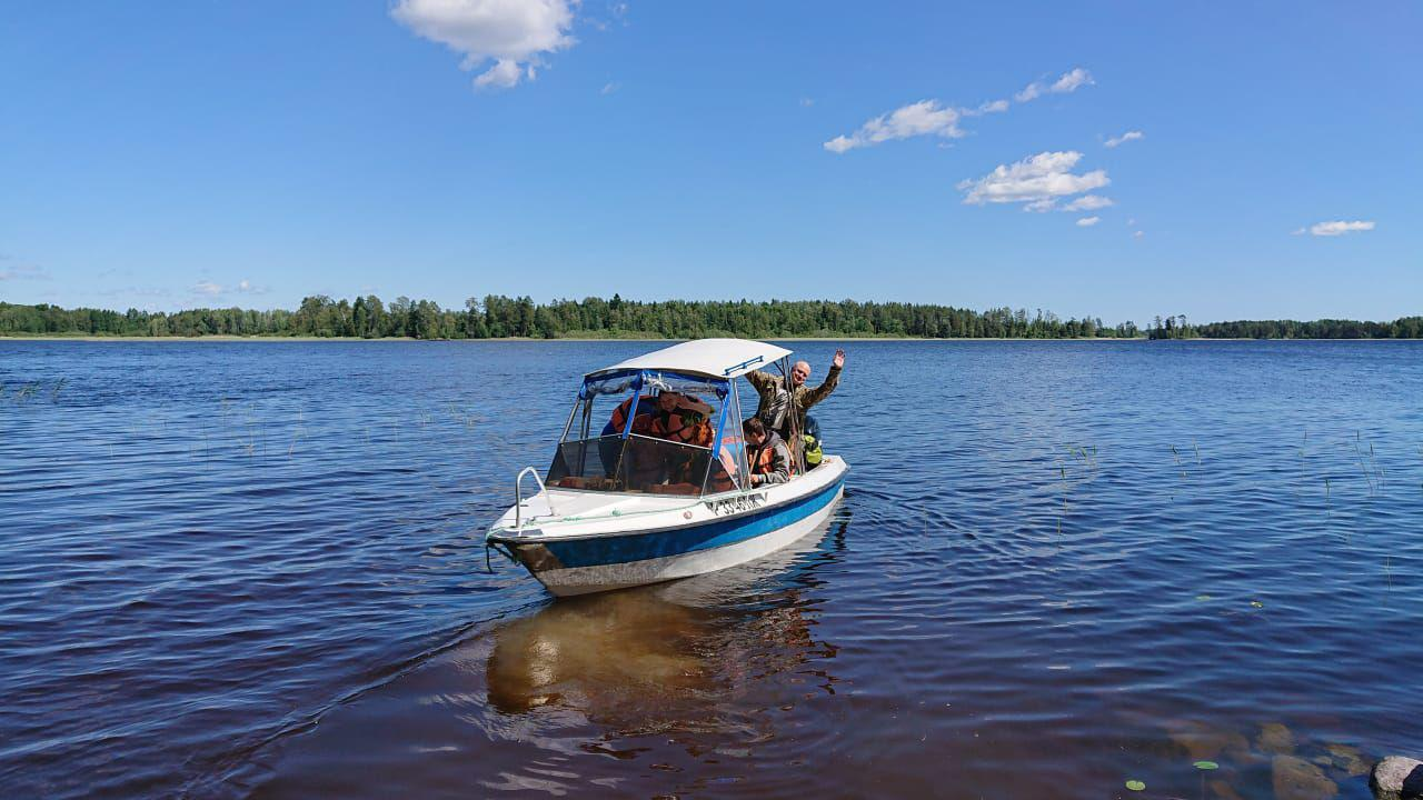 Сотрудники ФСБ проехали 160 километров от Петербурга для задержания спящего на природе Тимошенко.