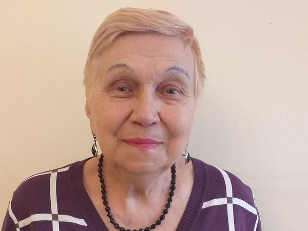 Пенсионерке необходима помощь
