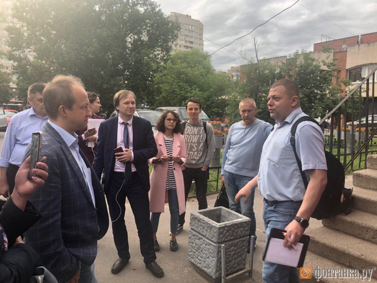 Как член ЦИКа в Петербурге искал честные выборы