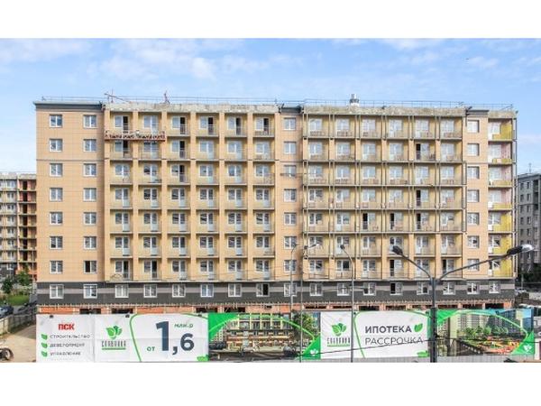 ПСК: планируем сдать ЖК «Славянка» на 8 месяцев раньше