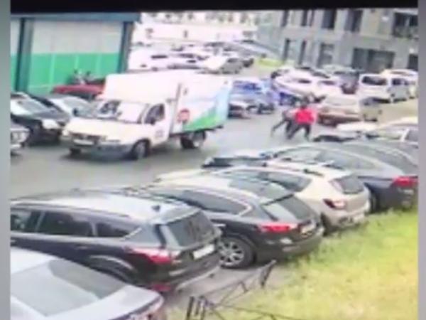 Банковская резня в Петербурге. На Свердловской южане делили мир обнала