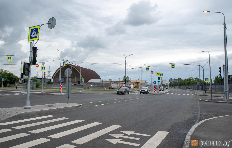 Финляндская улица