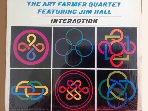 The Art Farmer Quartet Featuring Jim Hall – Interaction