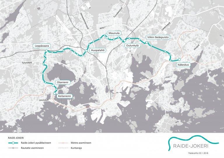 Условные обозначения: трамвайная линия, железнодорожные пути, линия метро, границы муниципалитетов