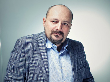 Евгений Коган, фото - Евгений Дудин/Коммерсантъ