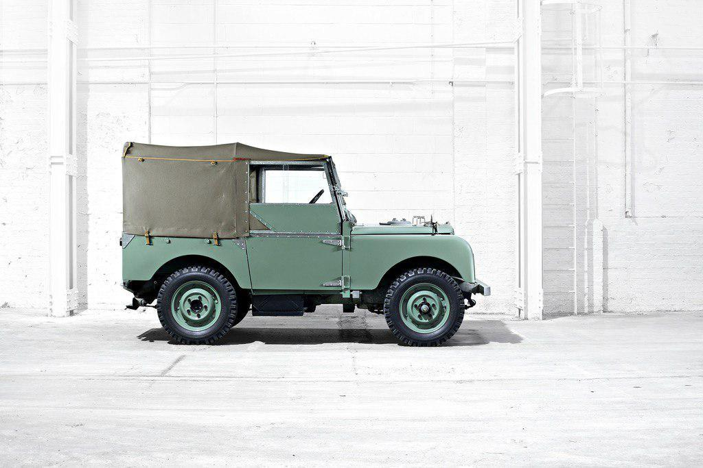 Land Rover series 1 (1948)