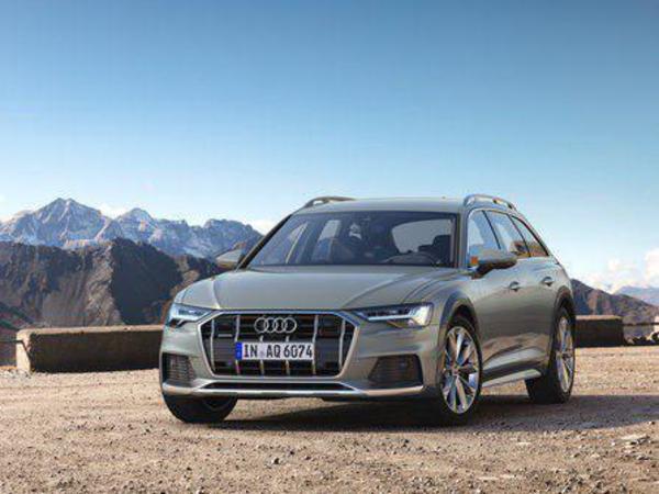 Кроссовер Audi allroad отмечает свое 20-летие новым поколением