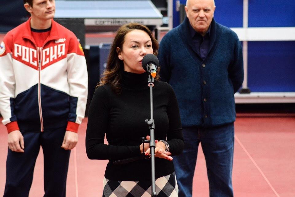 Анна Афанасьева, руководитель Благотворительного фонда «ТОЧКА ОПОРЫ»