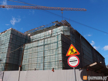 Консервация для консерватории. Реконструкция на Театральной утраивается в цене и стремится в долгострои
