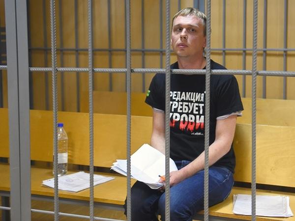 «Я бы такое не подписал». Почему судья не стал арестовывать журналиста Голунова