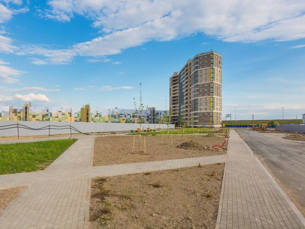 Группа ЦДС развивает улично-дорожную сеть в ЦДС «Московский»