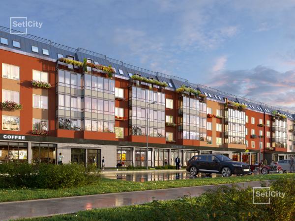 ЖК «Зеленый квартал» аккредитован по программе военной ипотеки