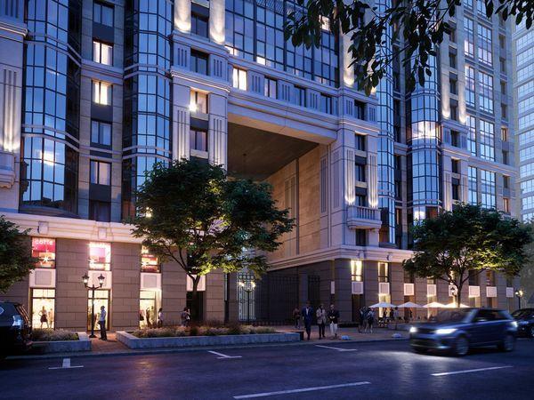 «Аквилон Инвест» 22 июля открывает продажи в ЖК Promenade в Адмиралтейском районе