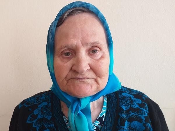 Пенсионерка надеется на помощь