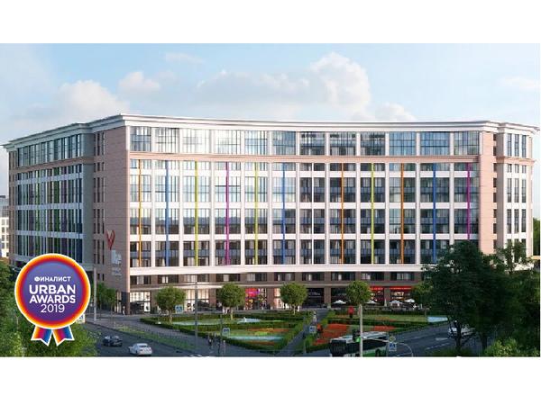 Апарт-комплекс Like от ПСК получил диплом Urban Awards