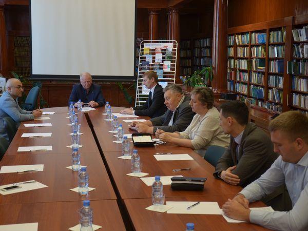В Петербурге обсудили актуальные вопросы реставрации