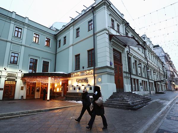 Шах и МХАТ. Театр Олега Табакова оставили без 200 миллионов при участии ФСО