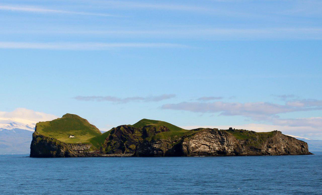 фото:Дмитрий  Поштаренко Исландия, остров Эдлидаэй (Эллидау)