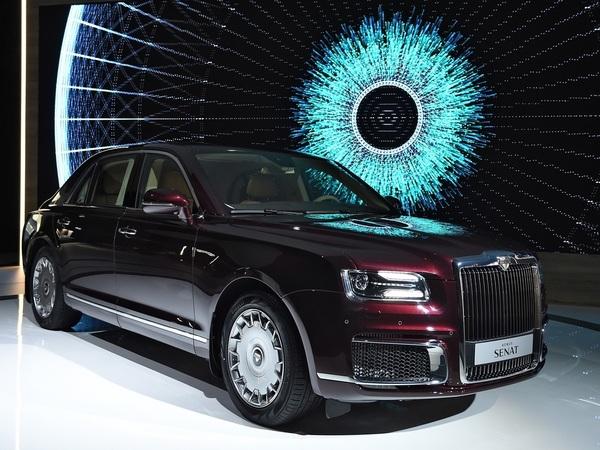 Машина времени: Россия  въедет в будущее на президентском лимузине