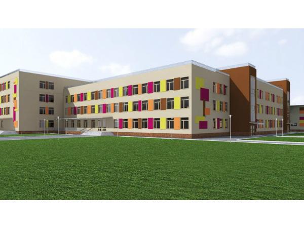В Парголово построят школу на 1650 мест